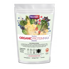 Sold out - Organic ProteinMax (Original) available now on pre-order